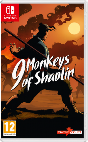 9 Monkeys of Shaolin (Nintendo Switch)
