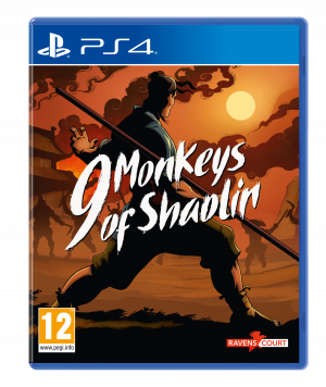 9 Monkeys of Shaolin (PS4)