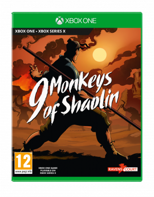 9 Monkeys of Shaolin (Xbox One & Xbox Series X)