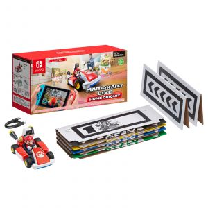 Mario Kart Live Home Circuit - Mario (Nintendo Switch)