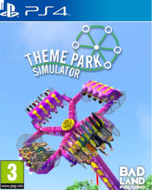 Theme Park Simulator (PS4)