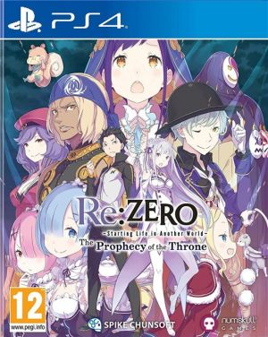 Re:ZERO - Starting Life in Another World: The Prophecy of the Throne (PS4)