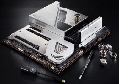 Asus polno pripravljen na procesorje Intel Rocket Lake